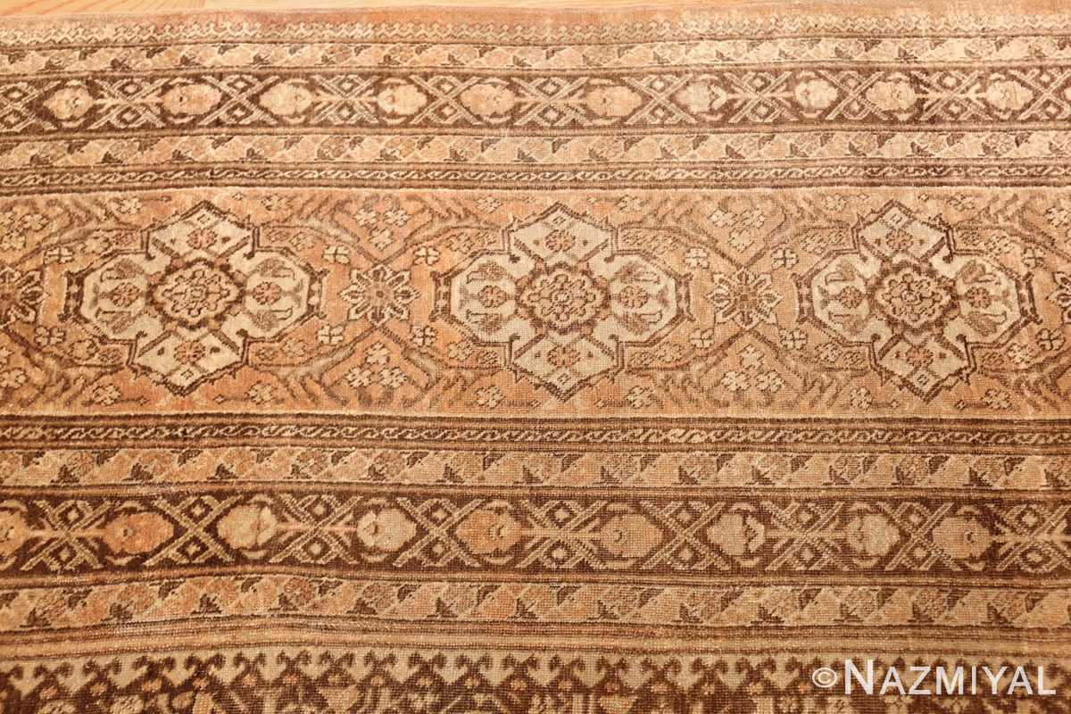 fine and decorative antique persian tabriz rug 50625 border Nazmiyal
