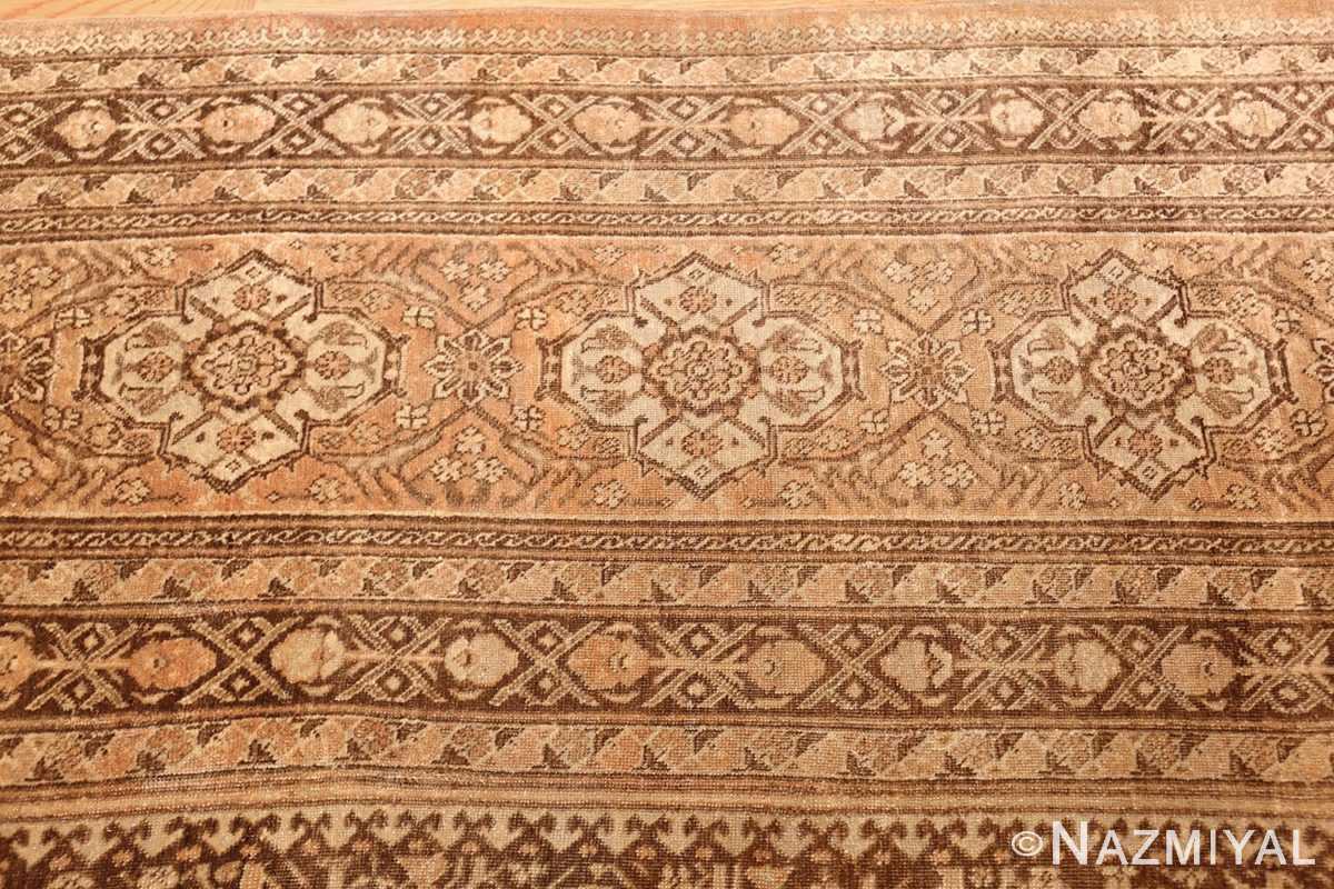fine and decorative antique persian tabriz rug 50625 border Nazmiyal