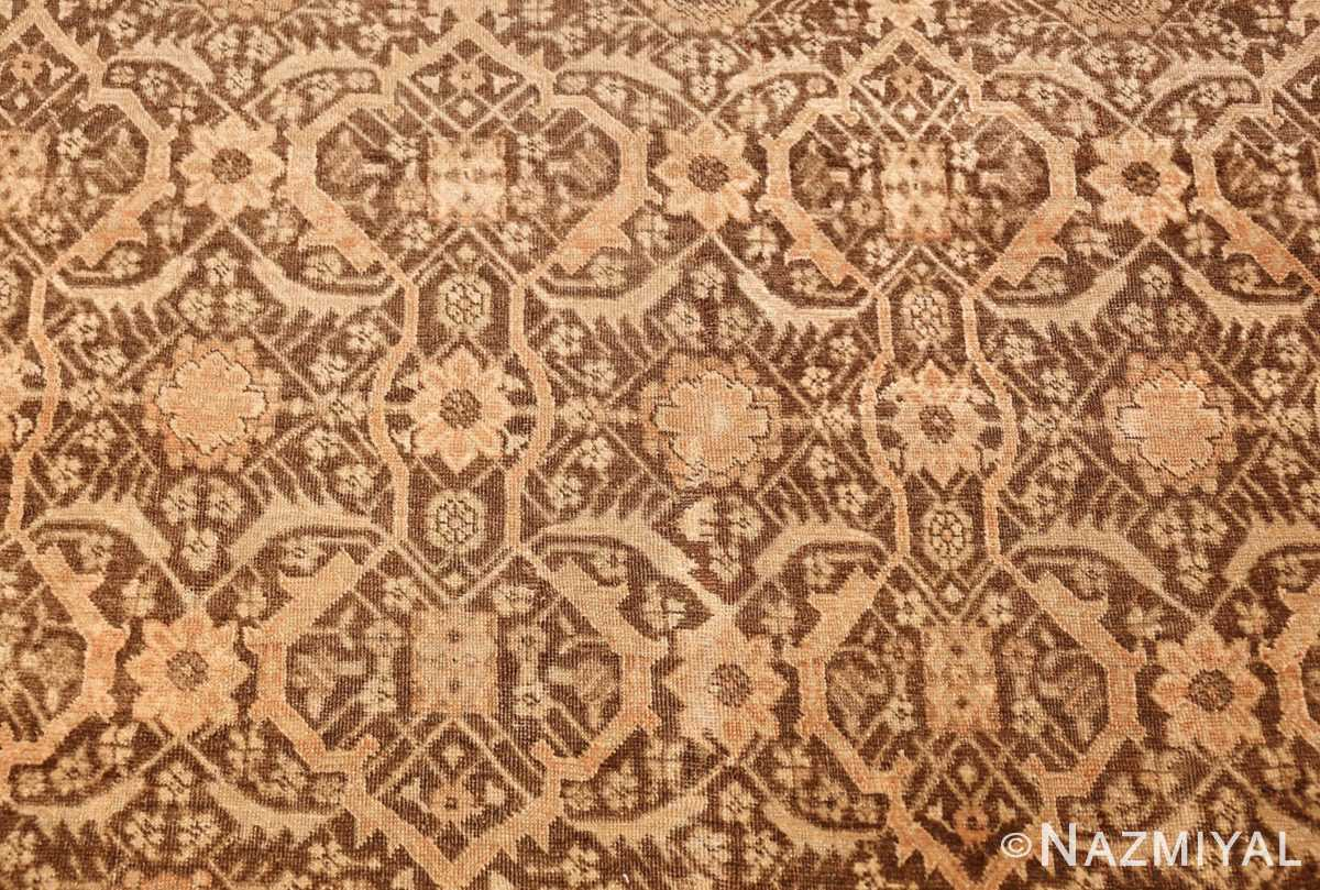 fine and decorative antique persian tabriz rug 50625 closeup Nazmiyal