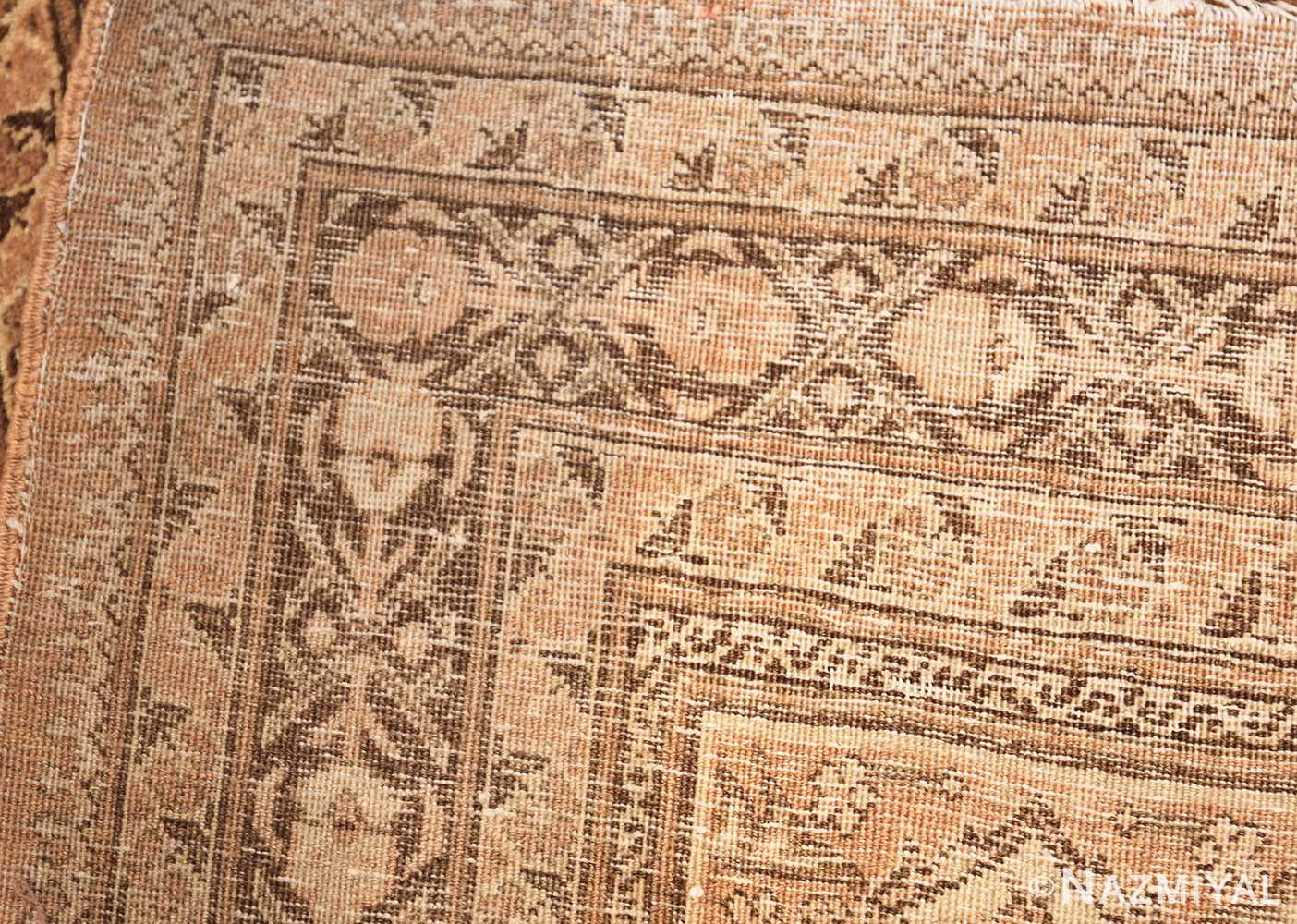 fine and decorative antique persian tabriz rug 50625 weave Nazmiyal