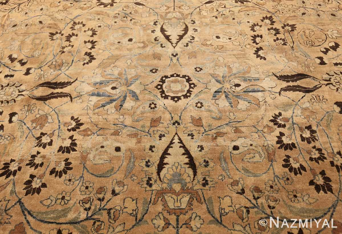 large scale antique persian khorassan rug 48298 middle Nazmiyal