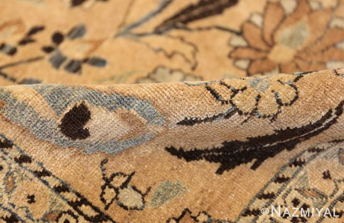 large scale antique persian khorassan rug 48298 pile Nazmiyal