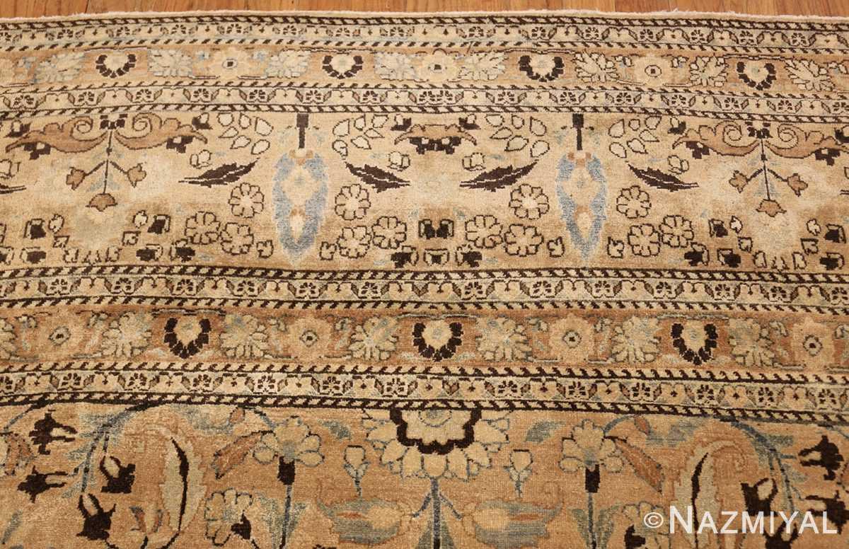 large scale antique persian khorassan rug 48298 top Nazmiyal