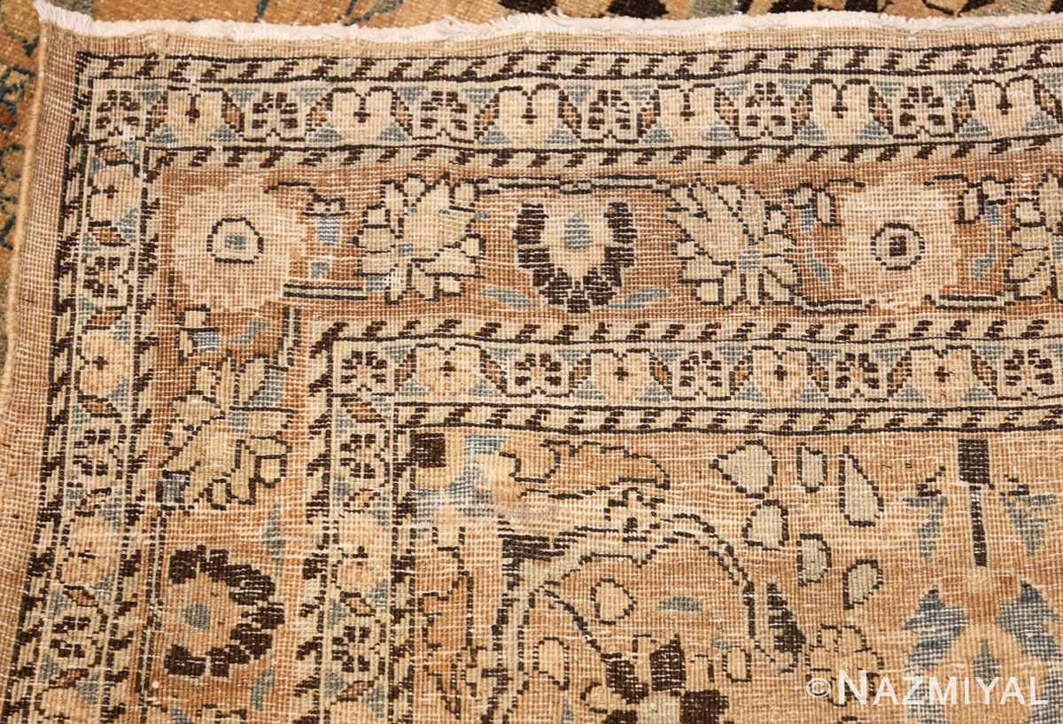 large scale antique persian khorassan rug 48298 weave Nazmiyal
