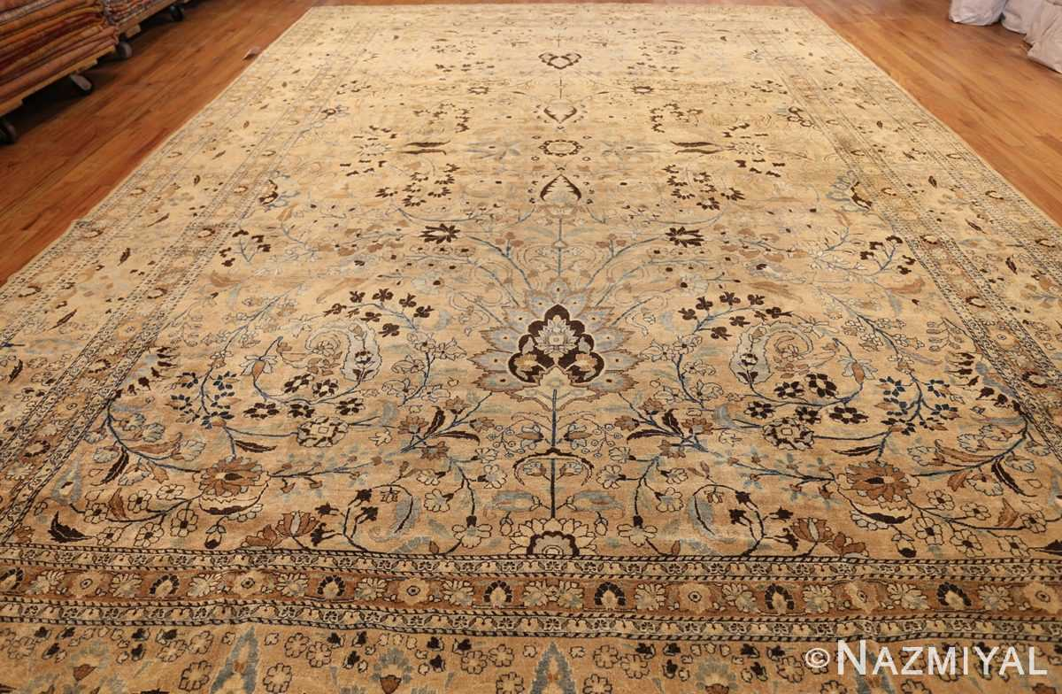 large scale antique persian khorassan rug 48298 whole Nazmiyal