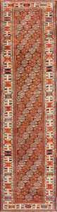 Antique Tribal Northwest Persian Runner Rug 50669 Nazmiyal
