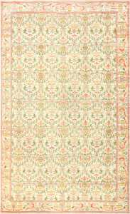 Decorative Large Antique Spanish Rug 50581 Nazmiyal