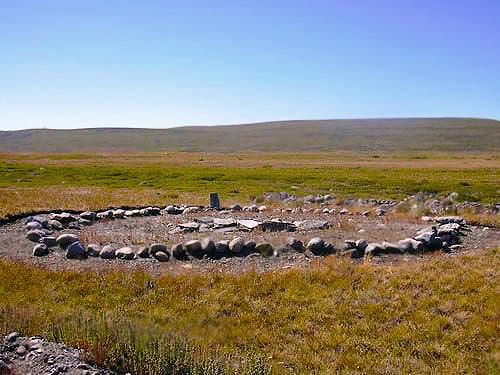 Pazyryk Valley Ancient Kurgans Burial Mounds - Nazmiyal