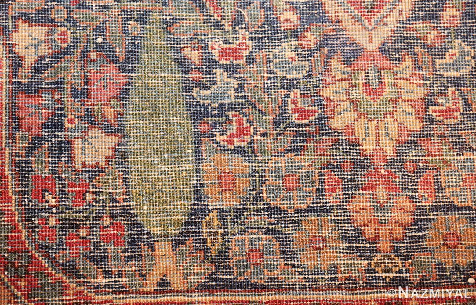 antique tree of life design persian tabriz rug 50668 knots Nazmiyal