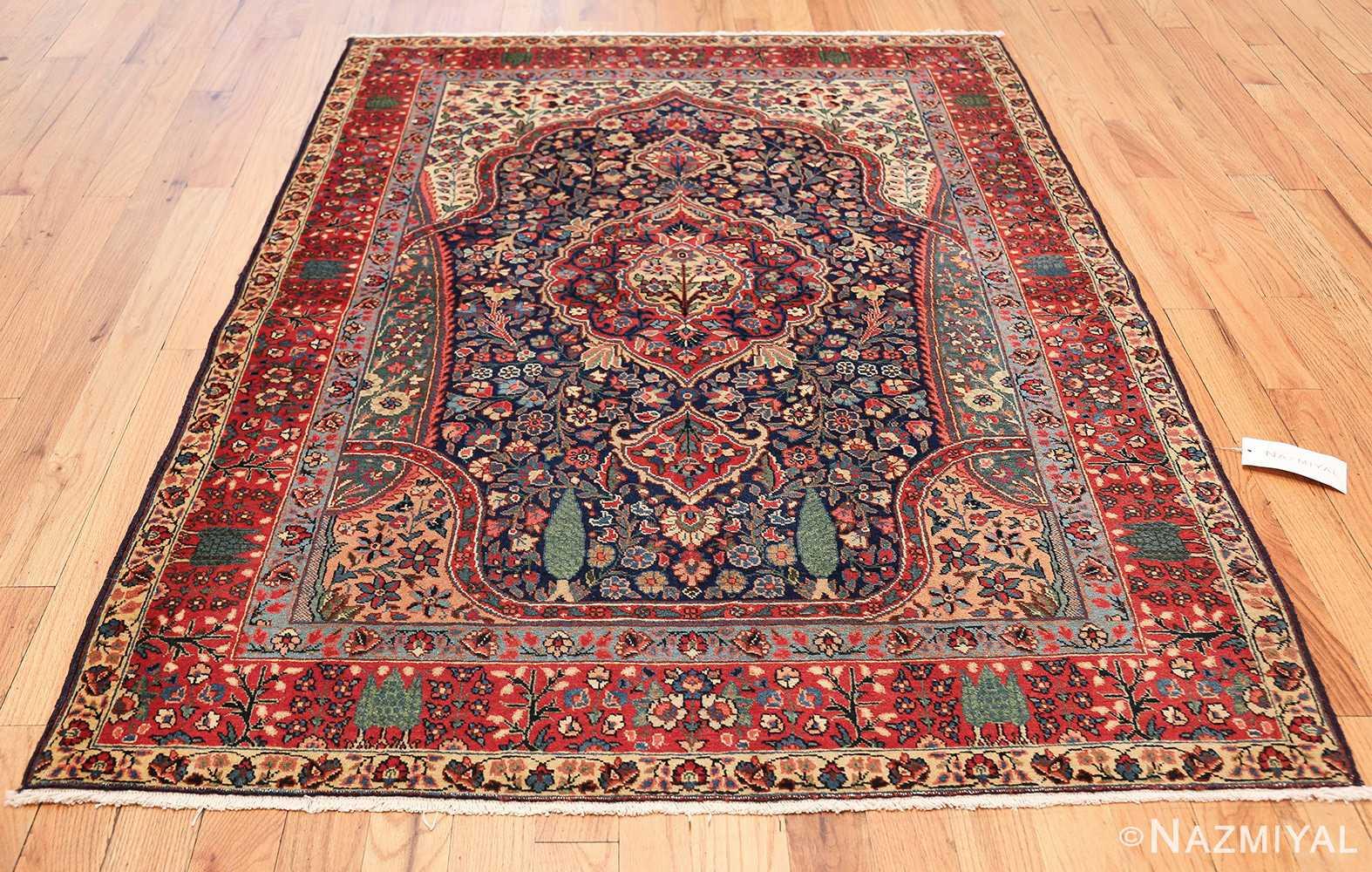 antique tree of life design persian tabriz rug 50668 whole Nazmiyal