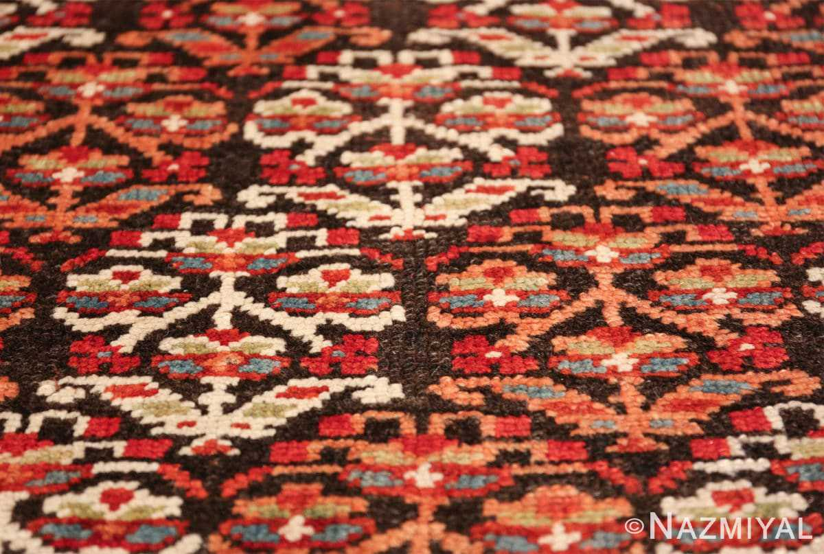 antique tribal northwest persian runner rug 50669 ivory Nazmiyal