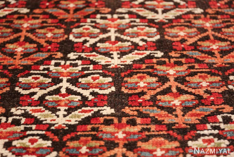 antique tribal northwest persian runner rug 50669 ivory Nazmiyal