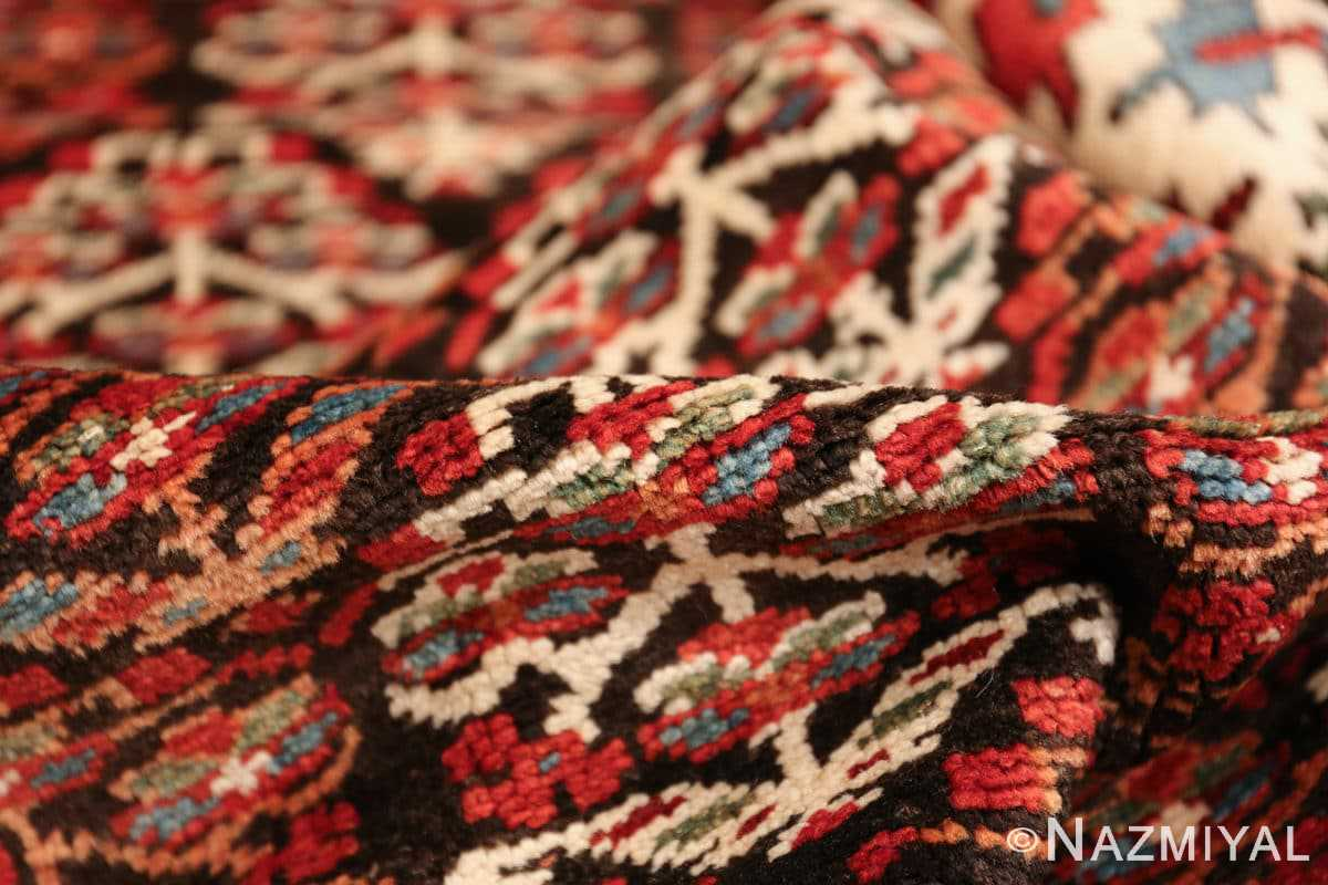 antique tribal northwest persian runner rug 50669 knots Nazmiyal