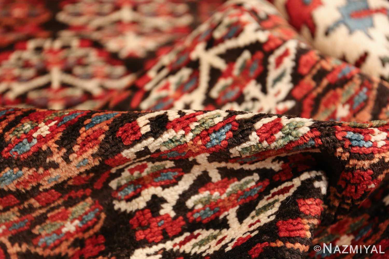 antique tribal northwest persian runner rug 50669 knots Nazmiyal