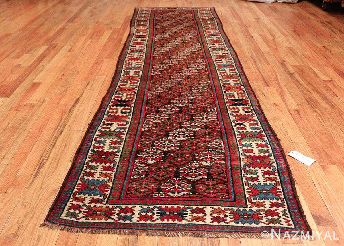 antique tribal northwest persian runner rug 50669 whole Nazmiyal