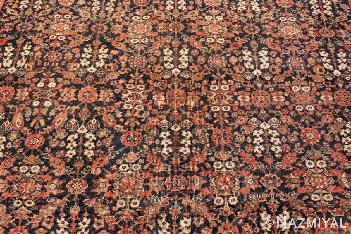 Background Persian Antique Sultanabad rug 50684 by Nazmiyal