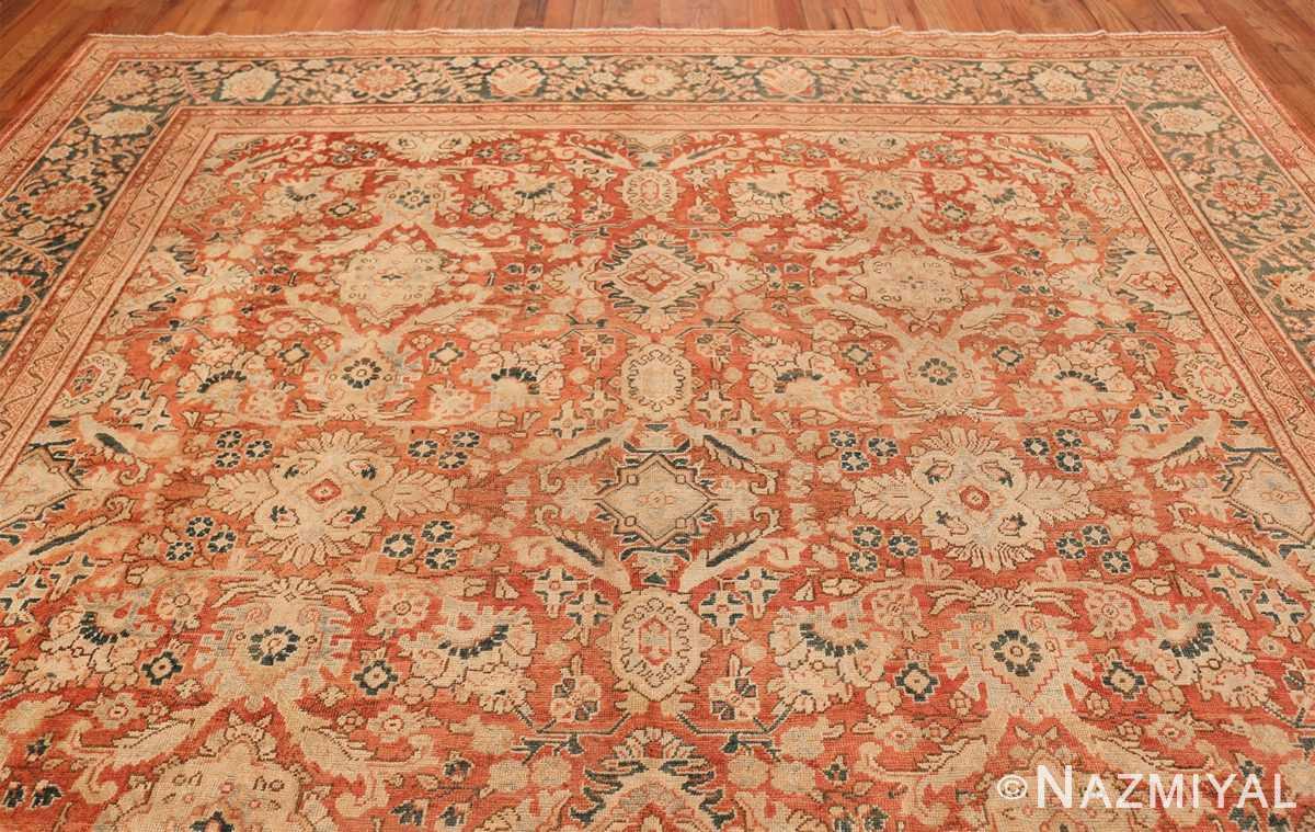 Decorative Antique Persian Sultanabad Mahal Rug 48731 Top Design Nazmiyal