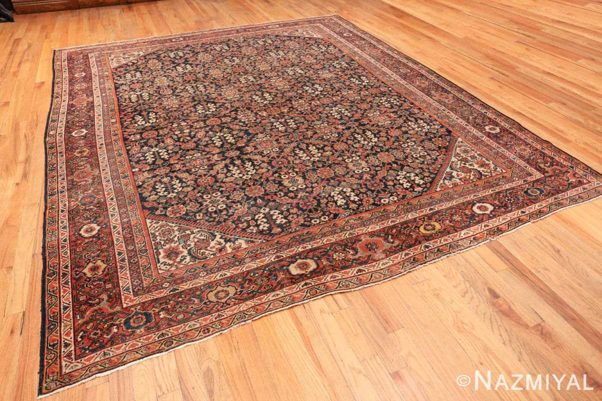 Full Persian Antique Sultanabad rug 50684 by Nazmiyal
