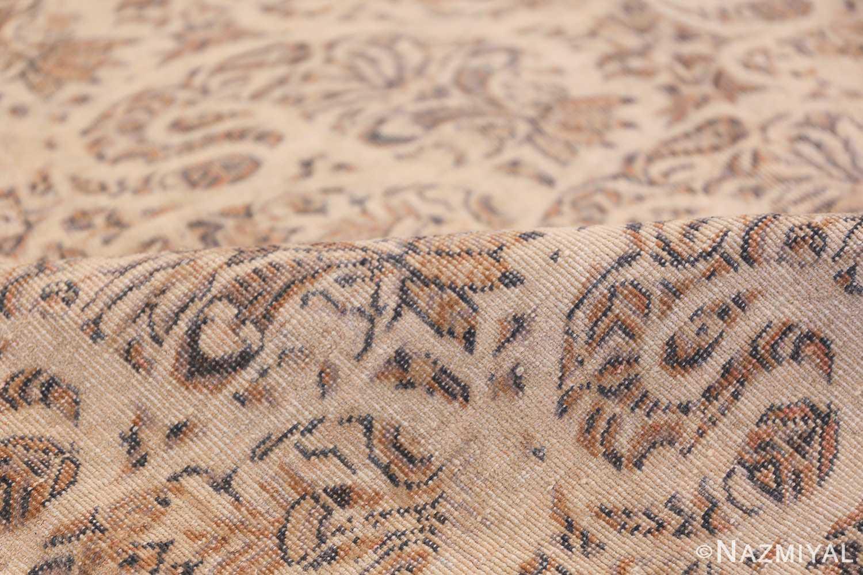 Paisley Design Antique Turkish Sivas Carpet 50520 Floral Pile Nazmiyal