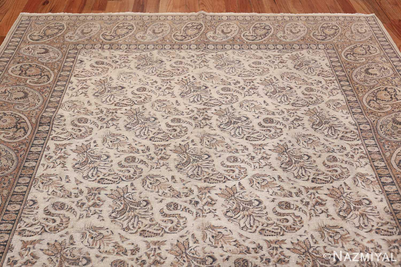 Paisley Design Antique Turkish Sivas Carpet 50520 Top Design Nazmiyal