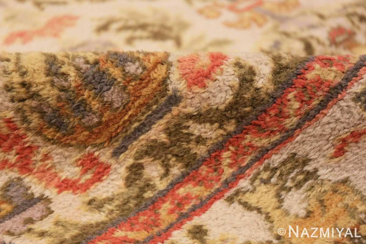 Pile Decorative Large Antique Spanish rug 50581 by Nazmiyal