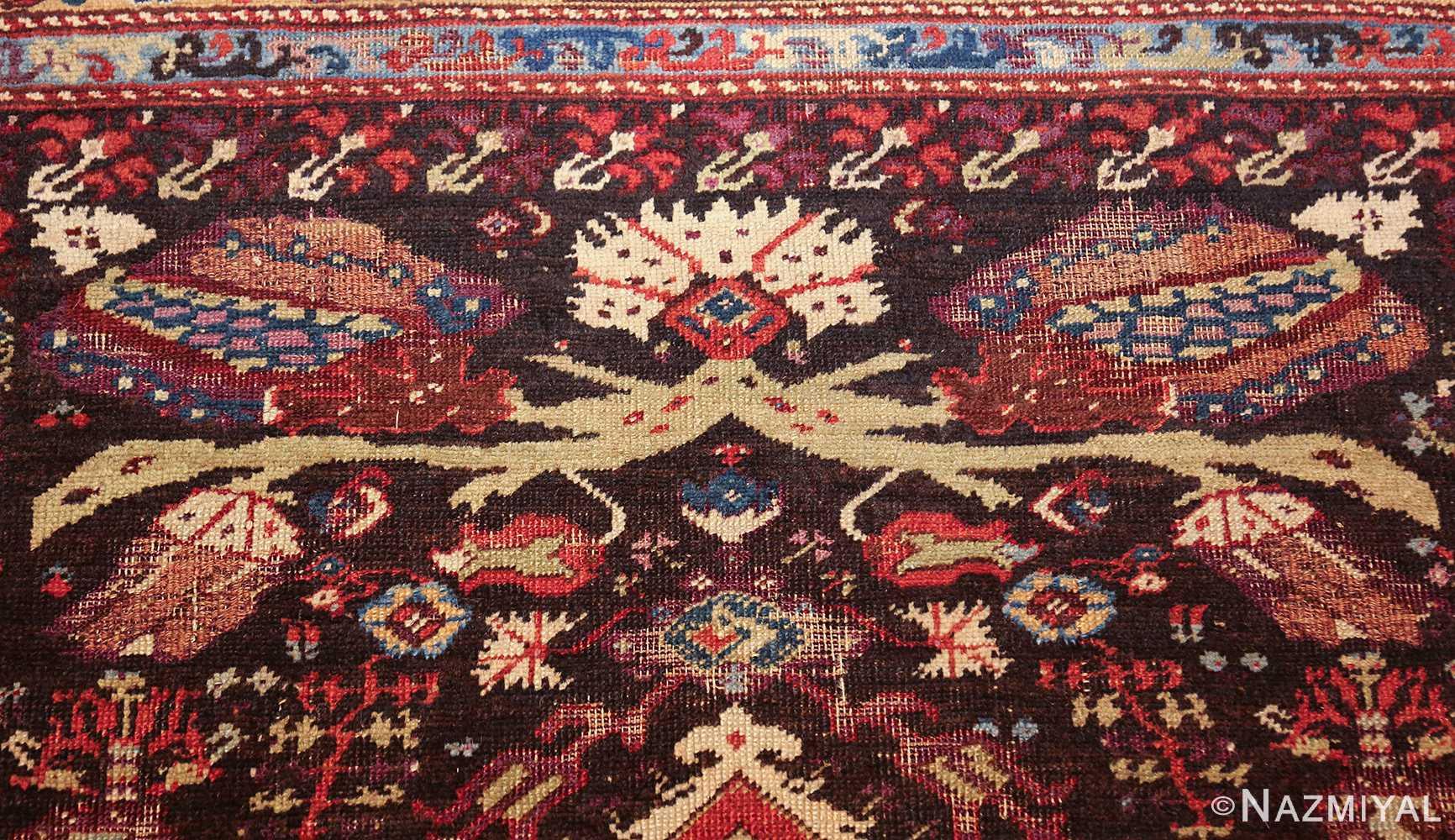 Rare 18th Century Antique Tribal Turkish Kula Rug 48808