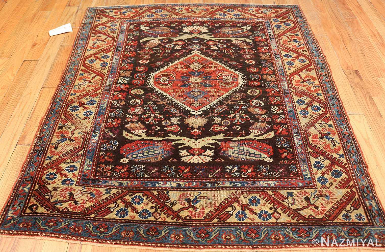 rare 18th century antique tribal turkish kula rug 48808 whole Nazmiyal