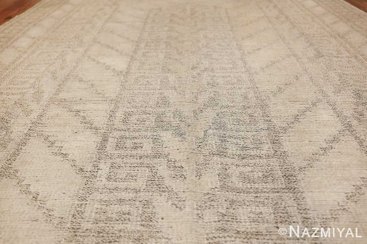 Vintage Swedish Scandinavian rug by Marta Maas 48830 field Nazmiyal
