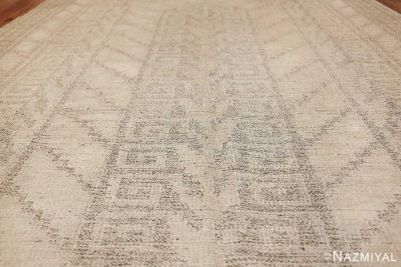 Vintage Swedish Scandinavian rug by Marta Maas 48830 field Nazmiyal