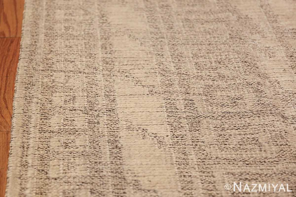 Vintage Swedish Scandinavian rug by Marta Maas 48830 border Nazmiyal