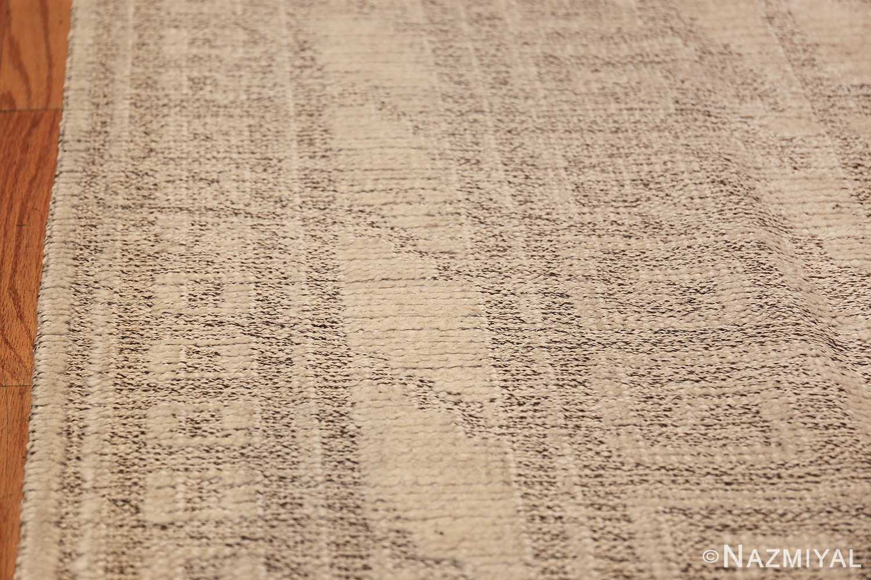 Vintage Swedish Scandinavian rug by Marta Maas 48830 border Nazmiyal