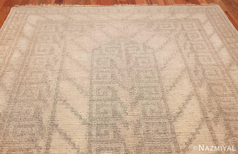 Vintage Swedish Scandinavian rug by Marta Maas 48830 top Nazmiyal