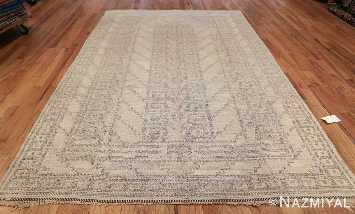 Vintage Swedish Scandinavian rug by Marta Maas 48830 whole Nazmiyal