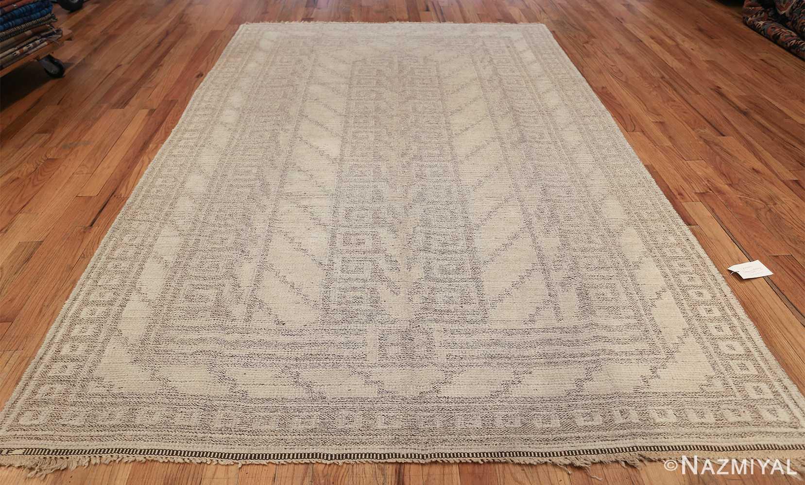 Vintage Swedish Scandinavian rug by Marta Maas 48830 whole Nazmiyal