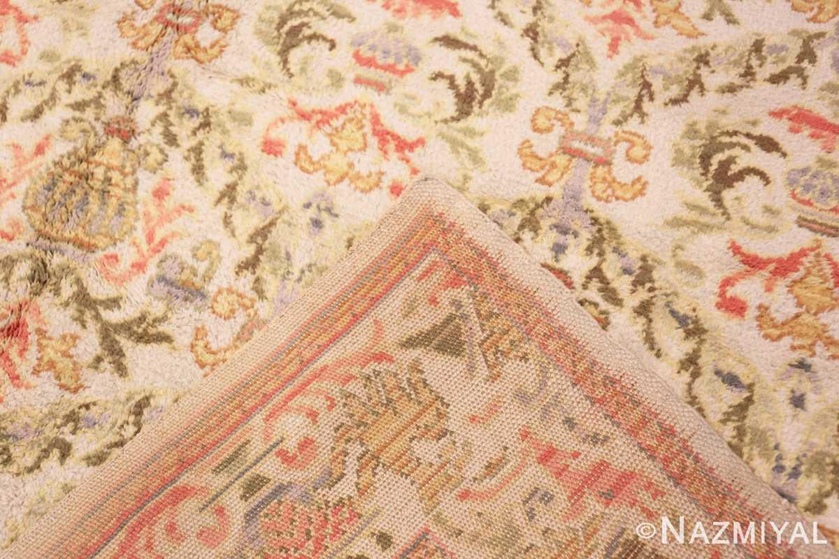 Weave Decorative Large Antique Spanish rug 50581 by Nazmiyal