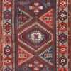 Collectible Tribal Antique Turkish Bergama Rug 48884 Nazmiyal