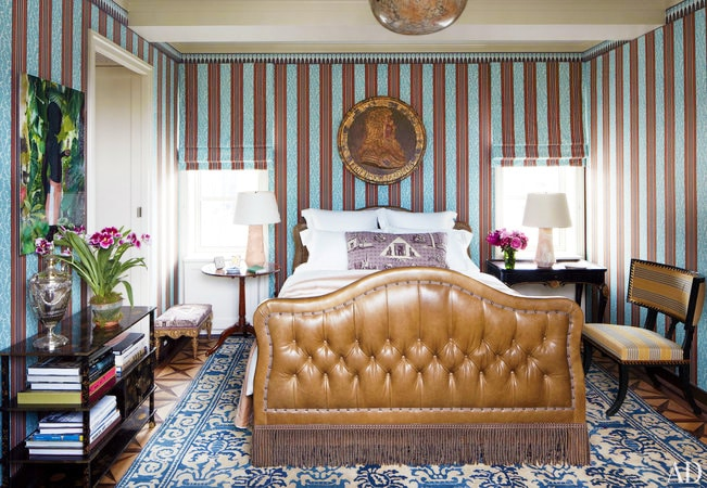 Bedroom Decorated by Michael Smith Design by Namziyal