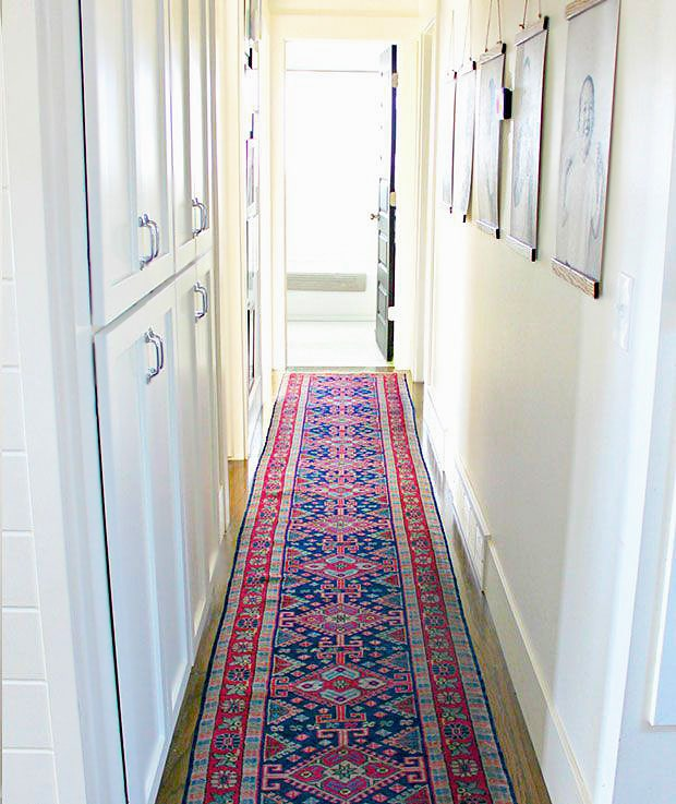 hallway Home Decorating With Hall Runners by Nazmiyal