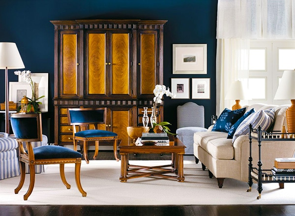 Interior Design By Alex Hampton Interiors by Nazmiyal