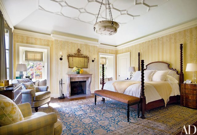 Michael Smith Interior Design - Bedroom Nazmiyal
