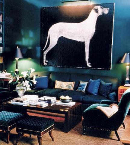 Room Decorated by Victoria Hagan Interiors in NYC Nazmiyal