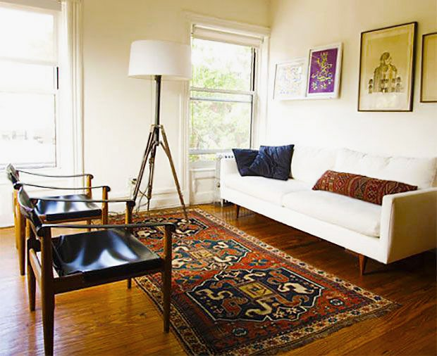 Decorating With Antique Rugs Oriental Persian Rug Home Decor