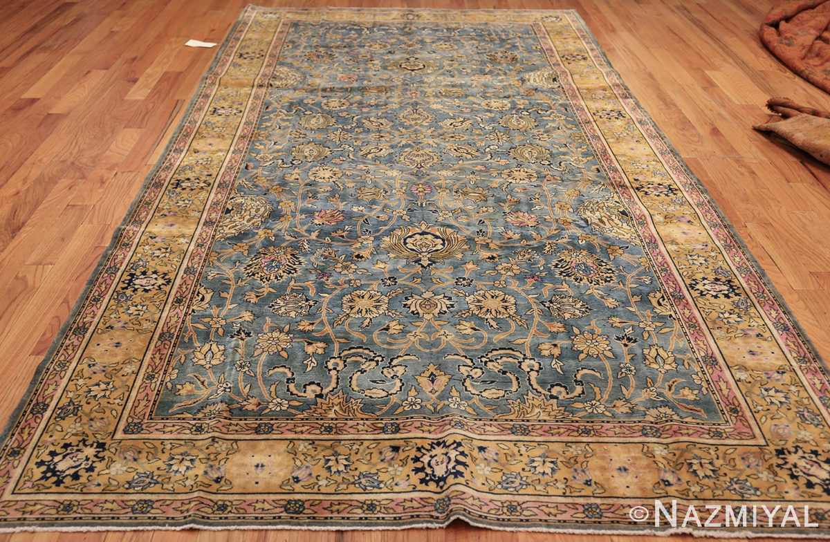 antique gallery size indian agra rug 48726 whole Nazmiyal