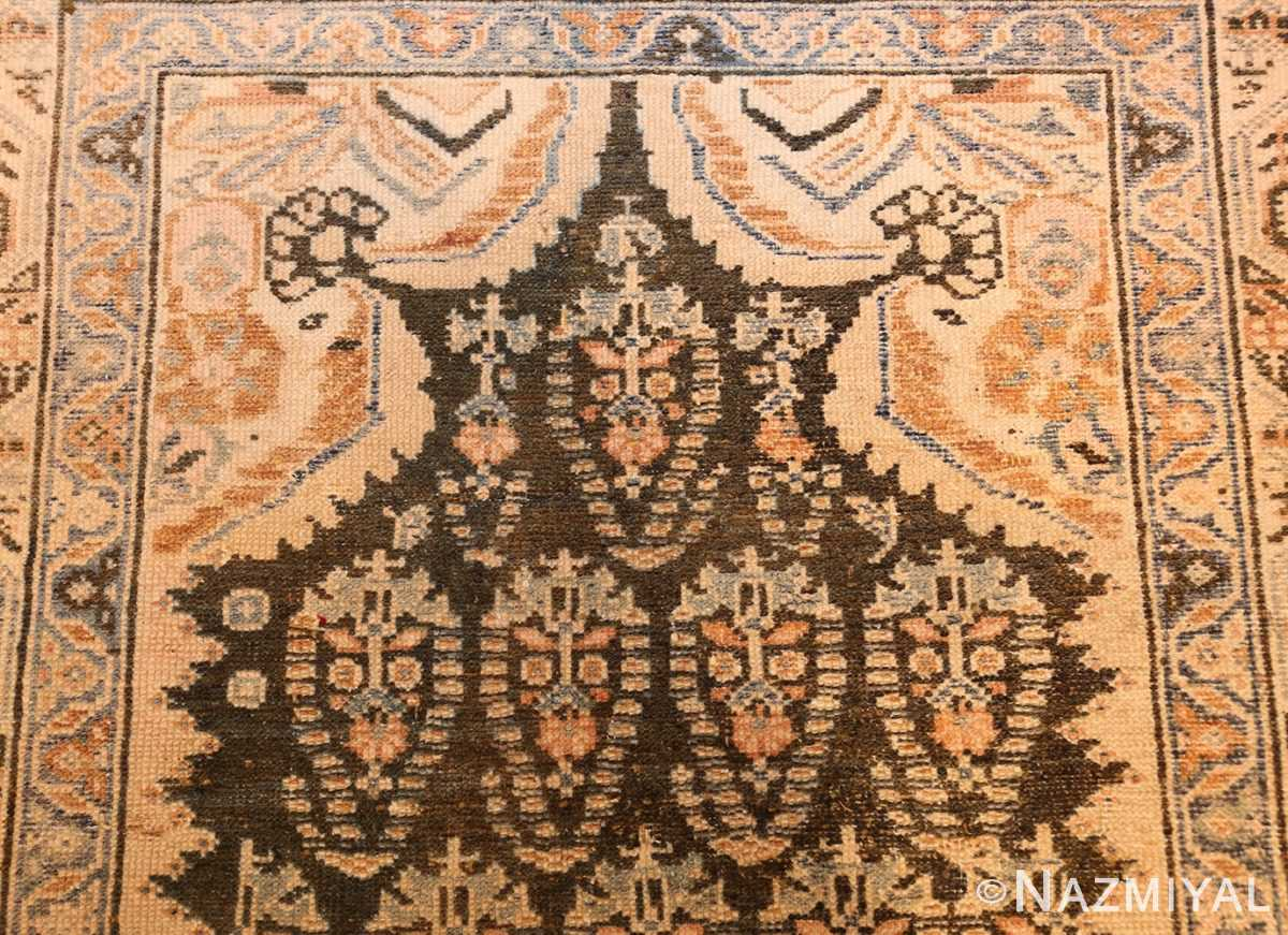 antique paisley design persian malayer runner rug 48824 design Nazmiyal