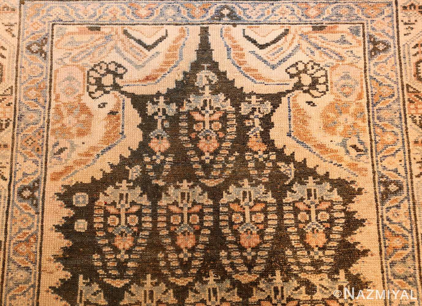 antique paisley design persian malayer runner rug 48824 design Nazmiyal
