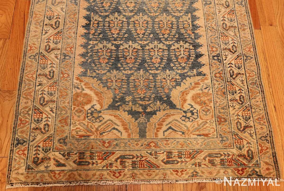 antique paisley design persian malayer runner rug 48824 down Nazmiyal