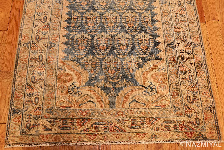 antique paisley design persian malayer runner rug 48824 down Nazmiyal