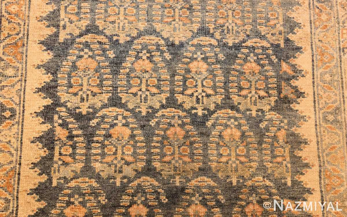 antique paisley design persian malayer runner rug 48824 field Nazmiyal