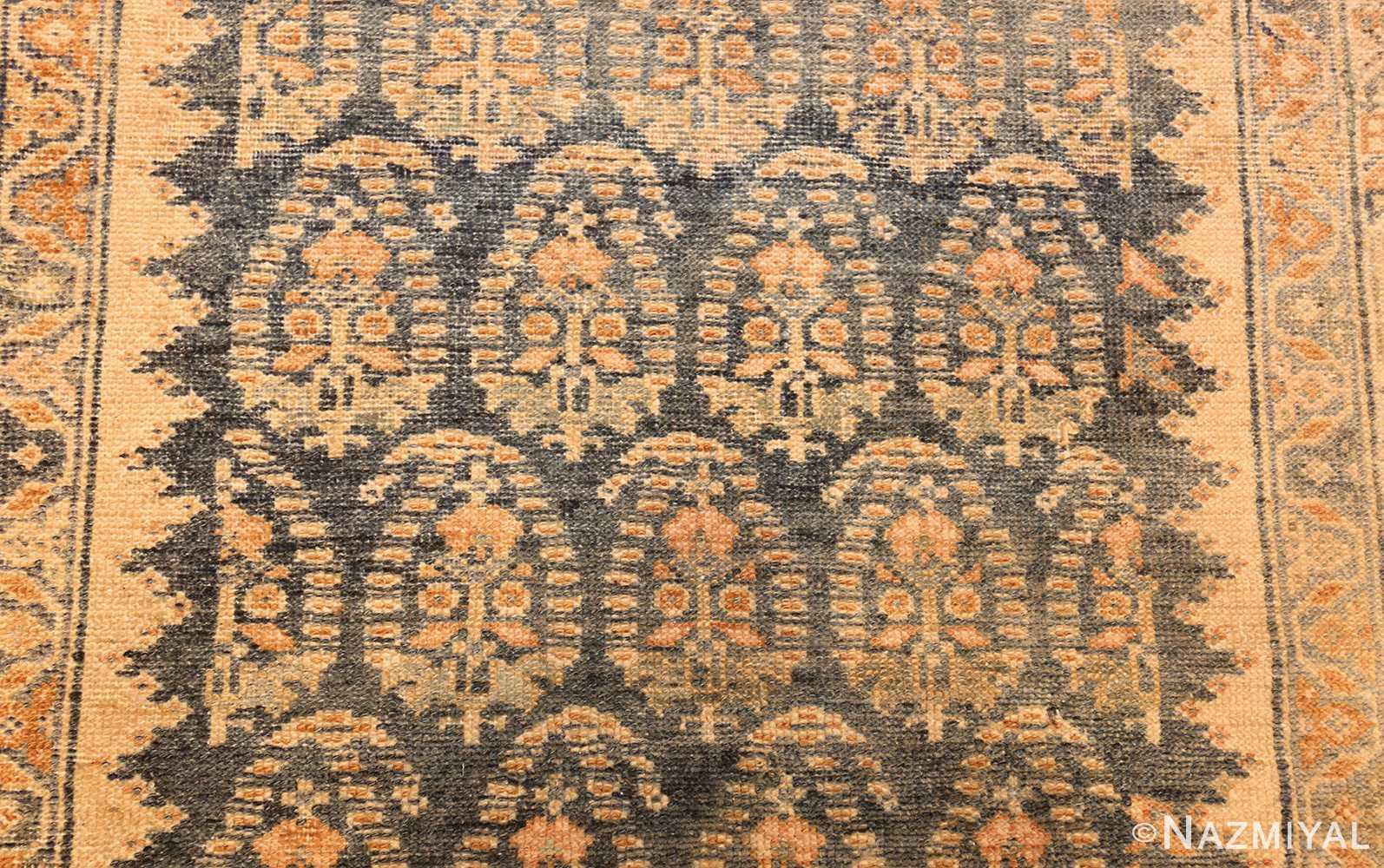 antique paisley design persian malayer runner rug 48824 field Nazmiyal