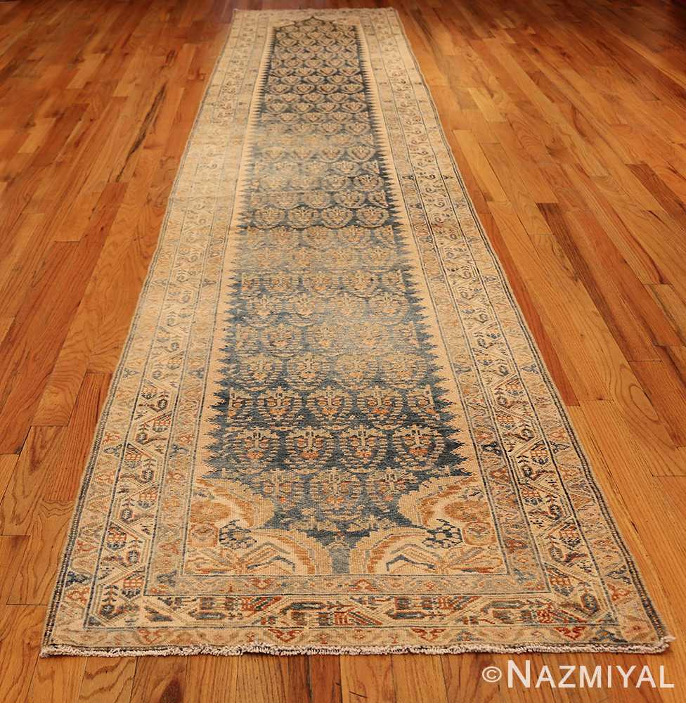 antique paisley design persian malayer runner rug 48824 full Nazmiyal